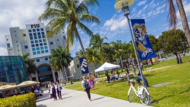 Conheça a FIU, Florida International University