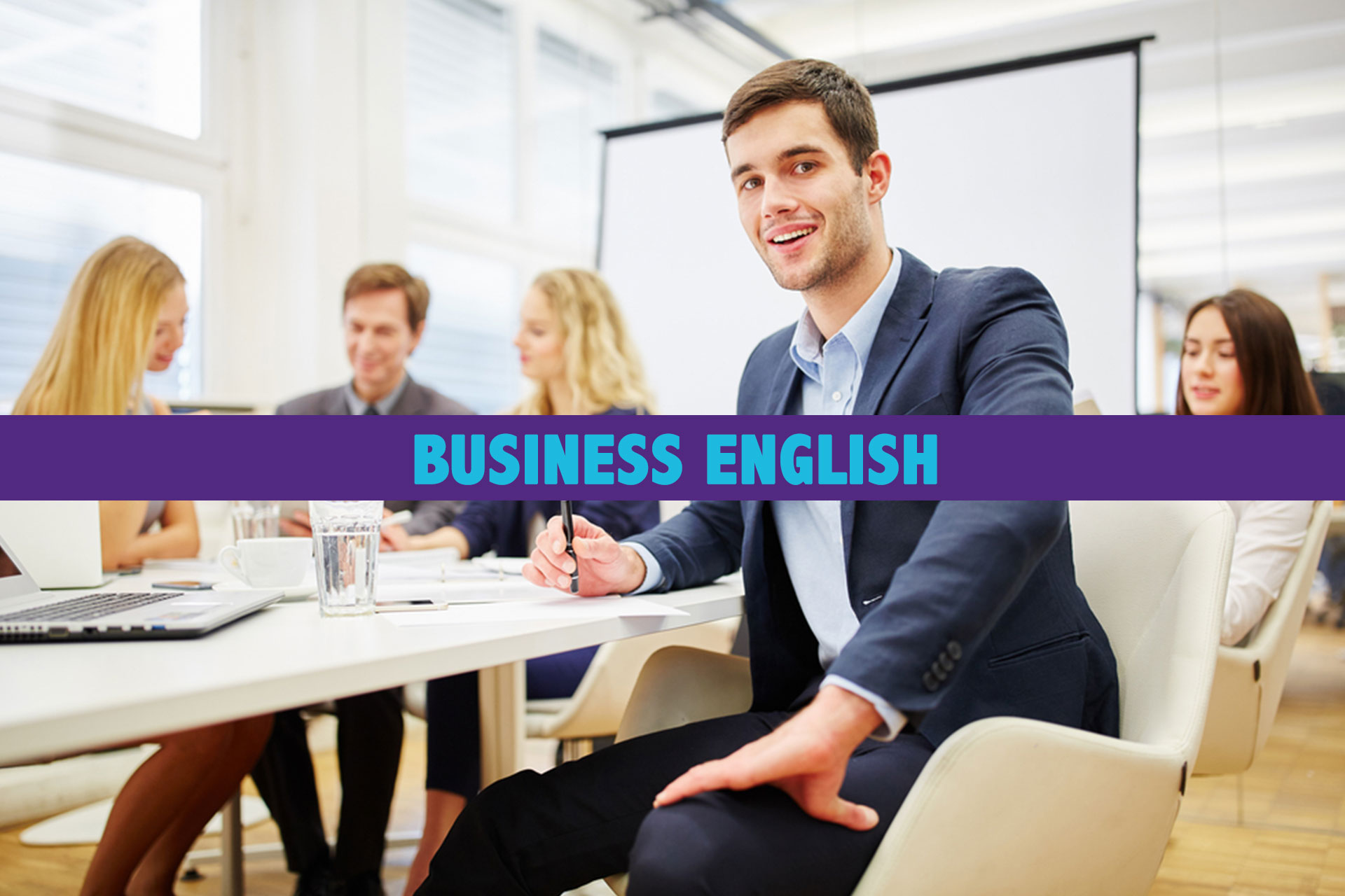 Business English em Londres