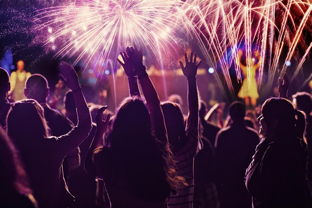 Tradições de Ano Novo pelo mundo