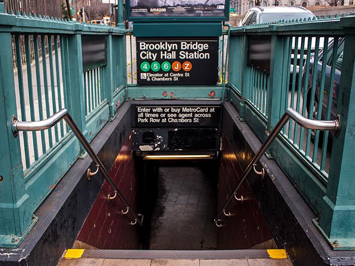 como andar de metro em nova york