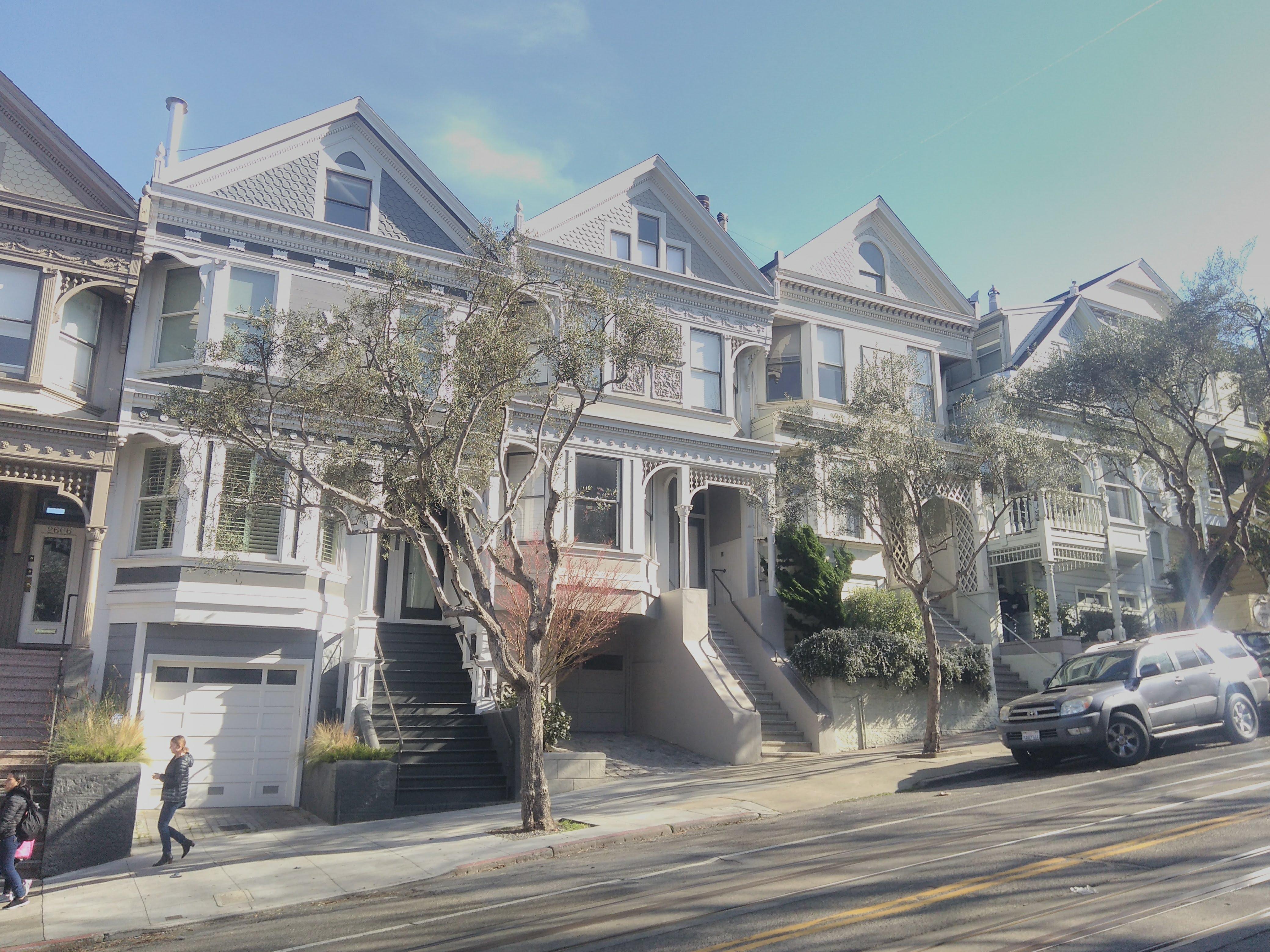 Eu fiz intercâmbio em San Francisco