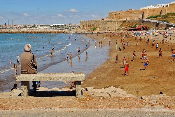 Viagem para Rabat no Marrocos